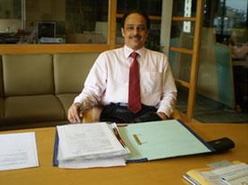 Capt. K. V. Pradhan - General Manager